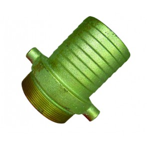 "Lug Coupling Male Malleable Iron 4""BSPP"