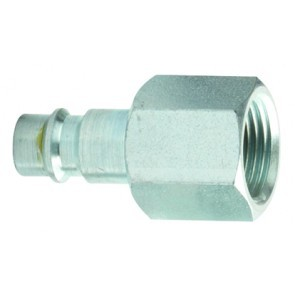 QRP25SS12F Series 540 Stainless Steel Cou pling Plug G1/2 Female Thread