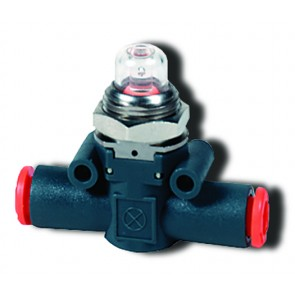 Line-On-Line Indicator 8mm with Green Indicator