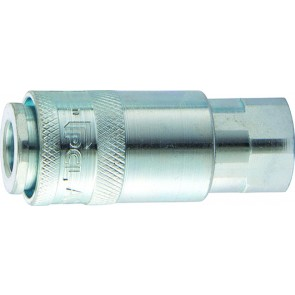 """PCL Standard Coupling 1/4""""BSPP Female Thread"""
