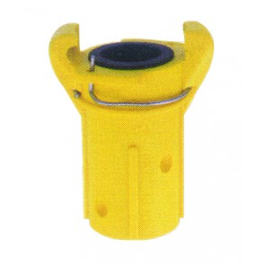 Sandblast Hose Coupling Nylon For 19x7mm Hose