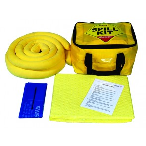 Chemical Spill Kit 35ltrs in Cube Bag