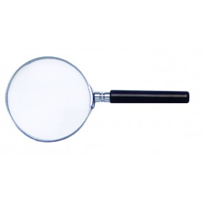 Magnifying Glass - with Plastic Handle