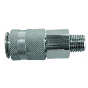 """Series 68 Coupling Body 3/8""""BSPT Male Thread"""
