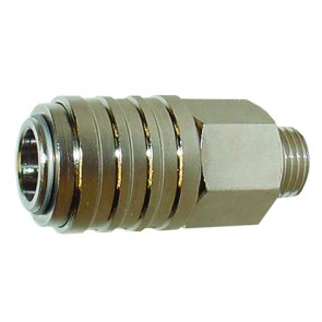 """Universal Coupling 1/4""""BSP Male"""