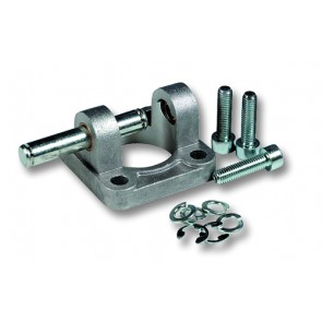Female Hinge to suit 100mm Cylinder
