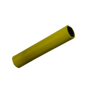 """1""""-25mm yellow Rubber Compressed Air Hose 20Bar 25m coil"""