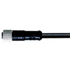 Electrical Connector Male 4-Pole 1mtr Cable